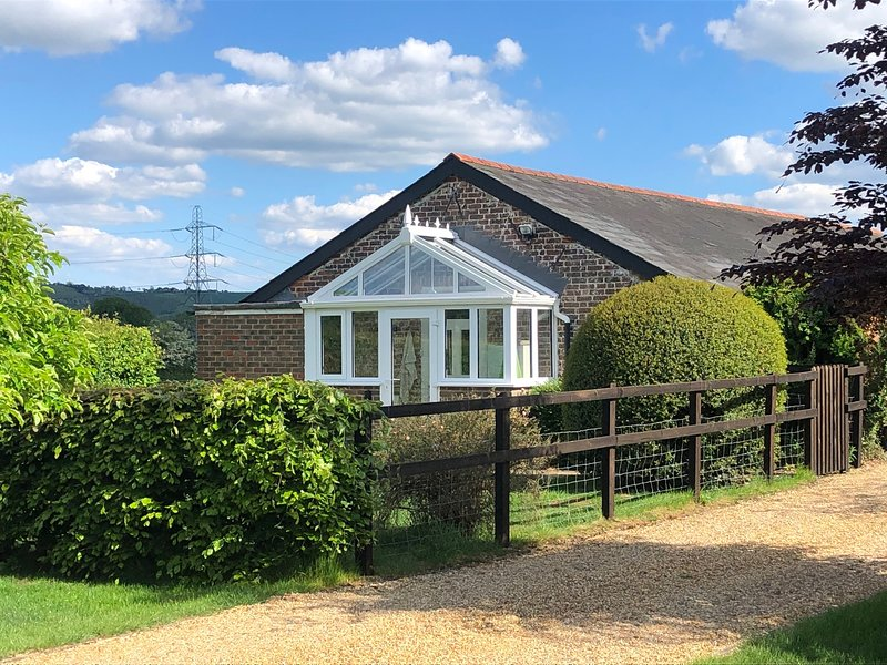 The Garden Chalet, holiday rental in East Meon