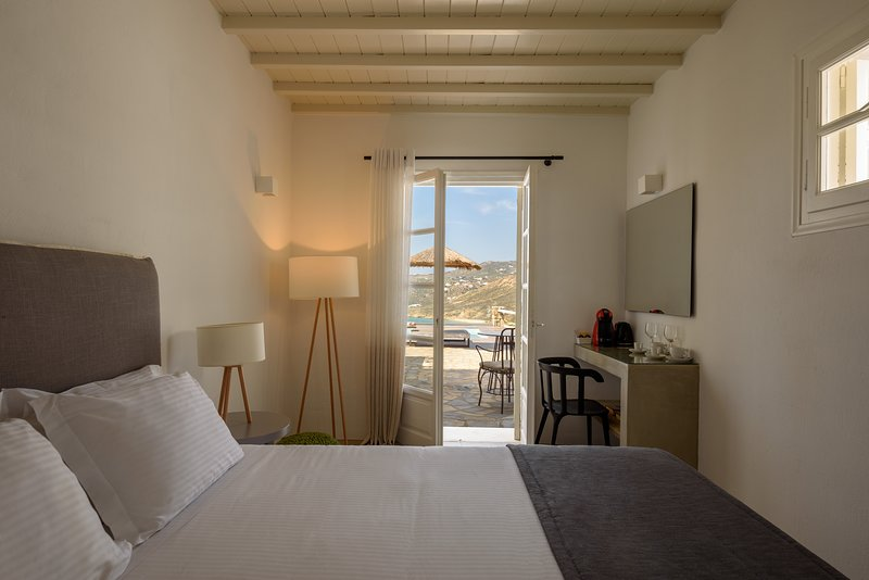 COVA MYKONOS - STANDARD ROOM, holiday rental in Elia