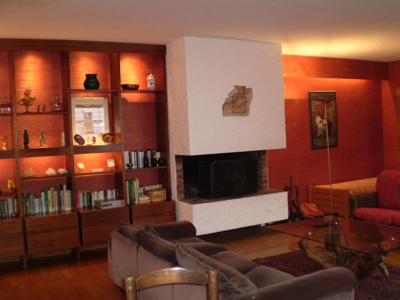 Spacious apt with garden & terrace, holiday rental in La Salle les Alpes