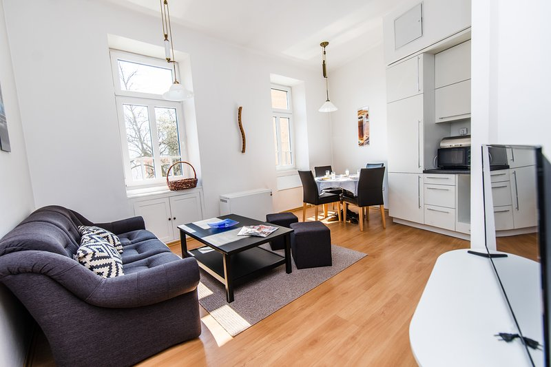 Bright and Modern Duplex in the City CENTER!, holiday rental in Sarajevo