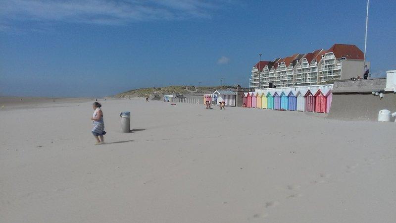 Stella beach -3 miles away