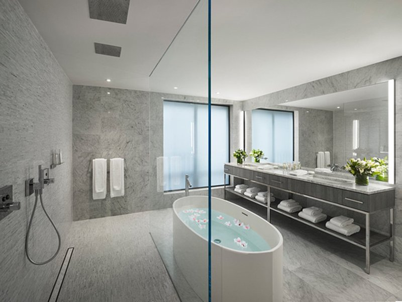 Magnificent two bedroom two bathroom Penthouse Residence, vakantiewoning in New York