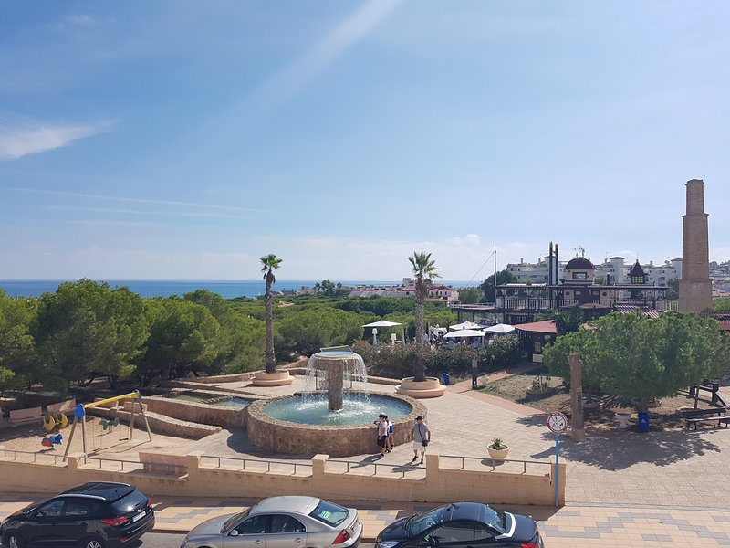 Park Beach La Mata, holiday rental in La Mata