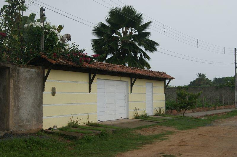 SEU LAR EM MILAGRES, holiday rental in Porto de Pedras