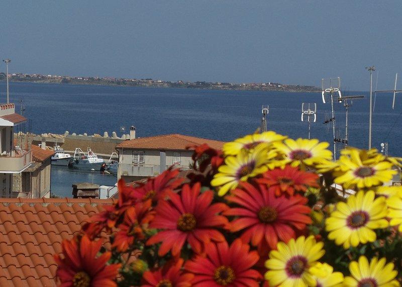 soggiorna nel pittoresco borgo di Le Castella, location de vacances à Province of Crotone