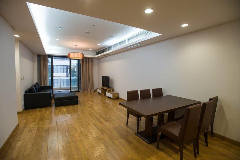 BIG modern apartment - 2beds+2.5baths, holiday rental in Hanoi
