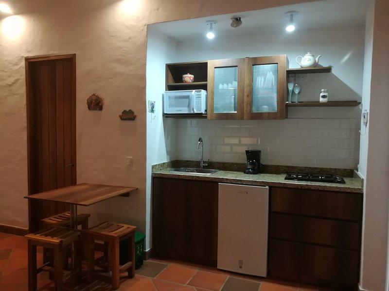 Casa del Sol 2. Hermoso apartamento campestre tipo Loft, holiday rental in Villa de Leyva