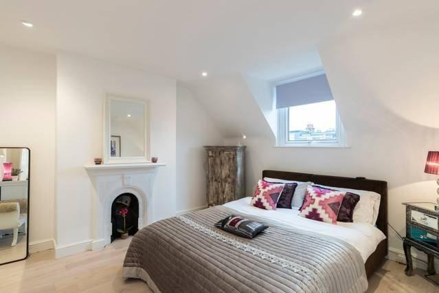 Modern and cozy 2BR flat in Putney, aluguéis de temporada em Richmond-upon-Thames