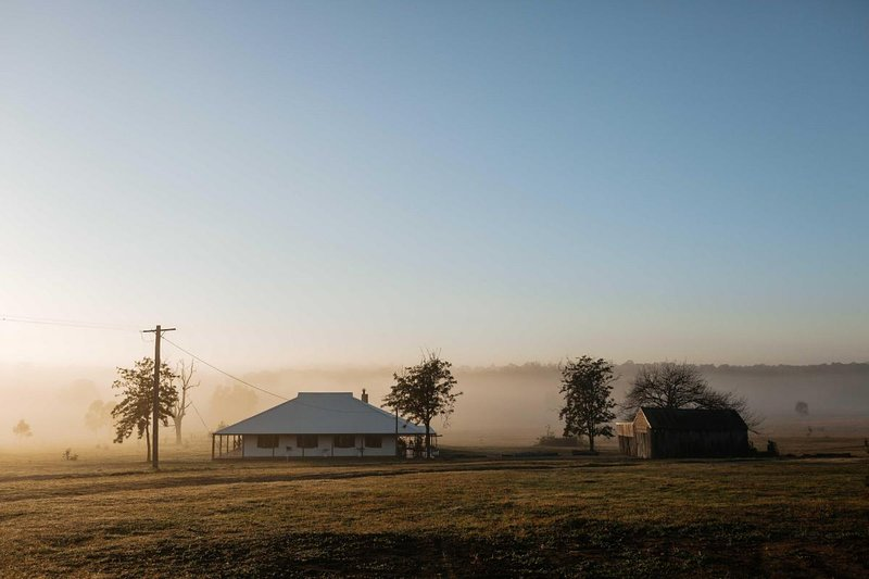 Corunna Station Cook's House and Homestead - Pokolbin Hunter Valley, vacation rental in Branxton