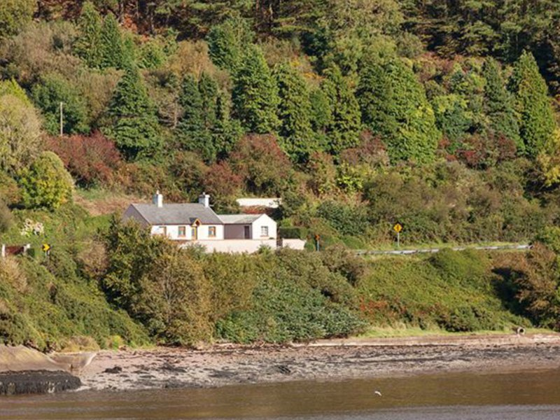 Cottage Youghal Bridge, holiday rental in Clashmore
