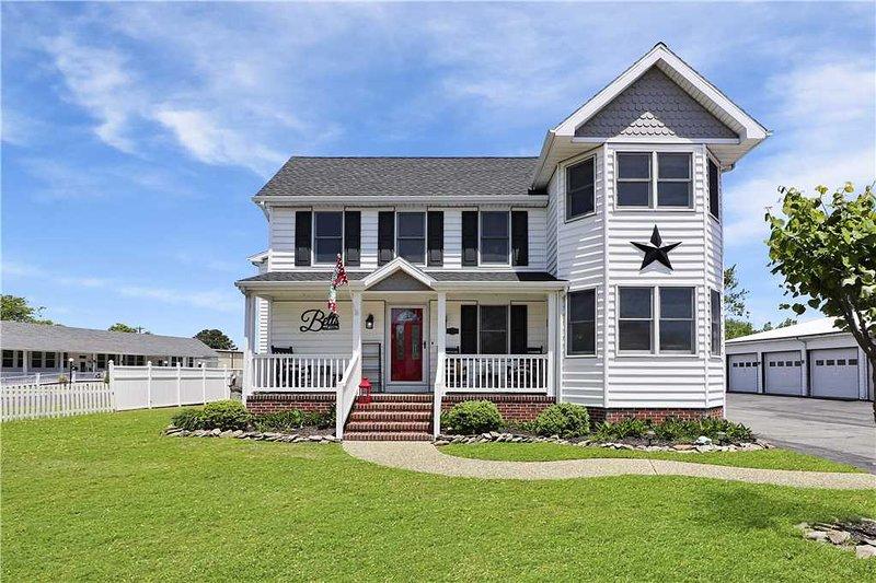 Casa del Mar, alquiler de vacaciones en Chincoteague