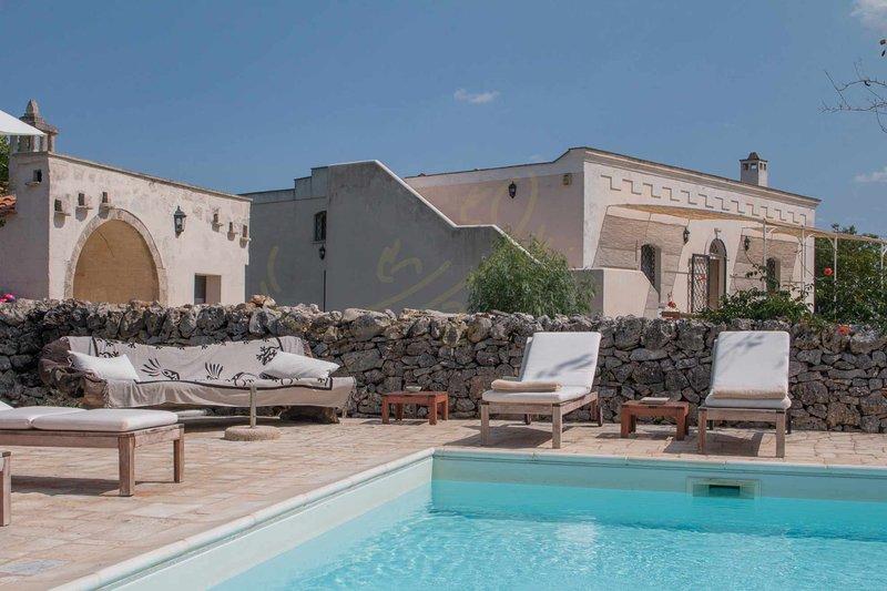 CASALE BOARA, vacation rental in Massafra
