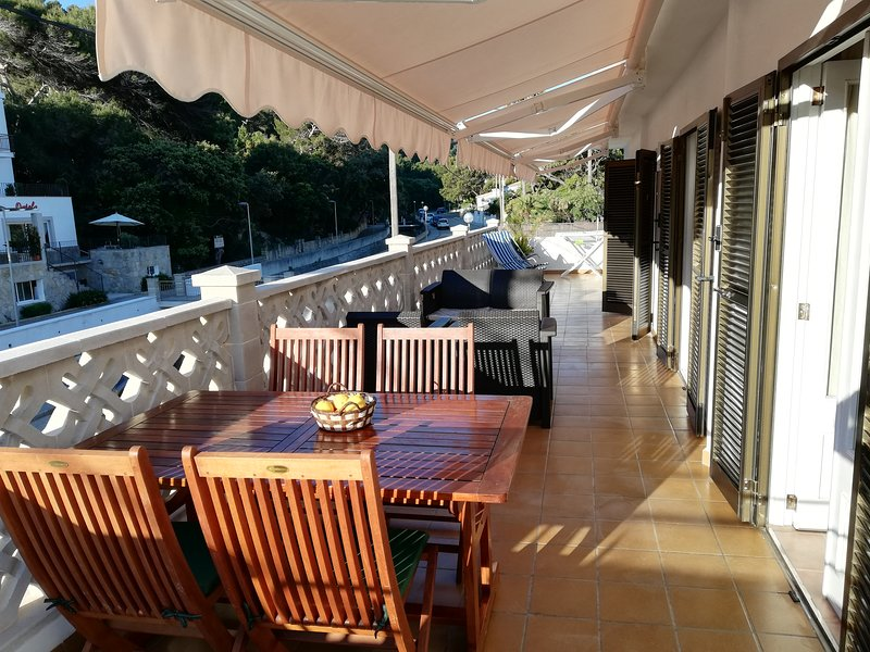 Playa Cala Molins. Pollença. 2 dort. VT79, vacation rental in Cala San Vincente