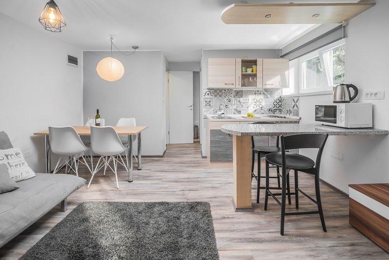 Green Apartment, location de vacances à Kastav