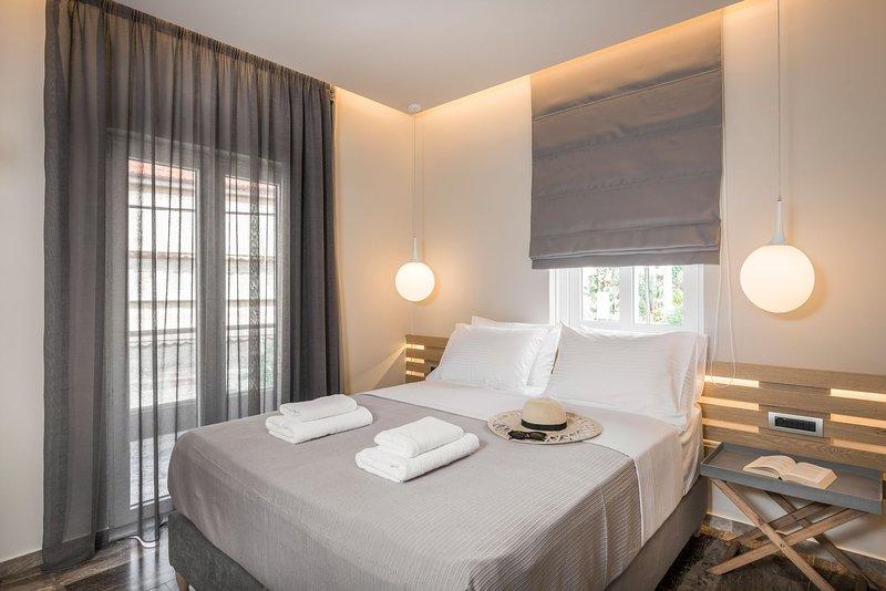 101 · Sun Ray Luxury Apartment | 100m From Agia Marina Beach, location de vacances à Agia Marina