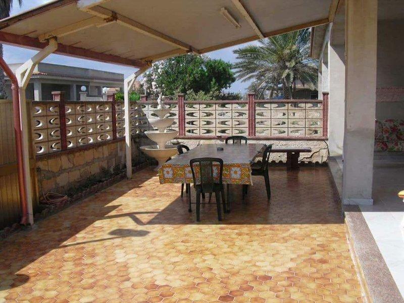 Beautiful house near the beach, vacation rental in Santa Maria del Focallo