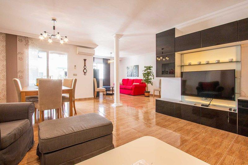 Apartamento, Muy cerca de la playa Torrecilla, alquiler vacacional en Nerja
