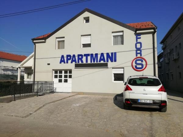 Apartmani Fors, vacation rental in Obrenovac