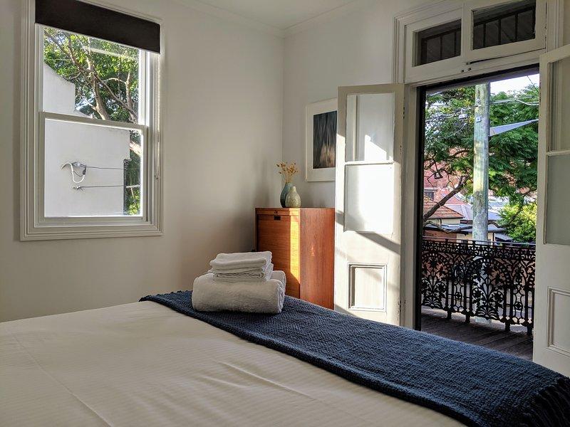 Stylish Inner City Garden Terrace, casa vacanza a Kensington