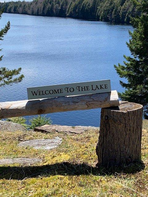 Bienvenido al lago
