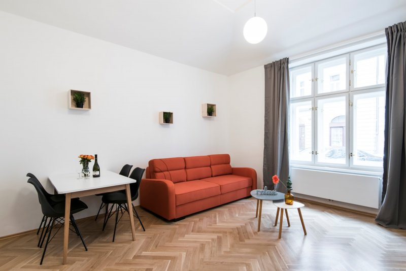 Pragueforyou ❤ RE04 ❤ New downtown apartment, holiday rental in Prague