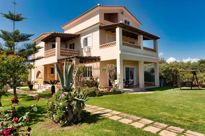 Sea Breeze Villa, vacation rental in Zakynthos