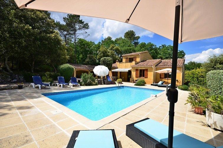 Villa La Nouradone, alquiler de vacaciones en Var