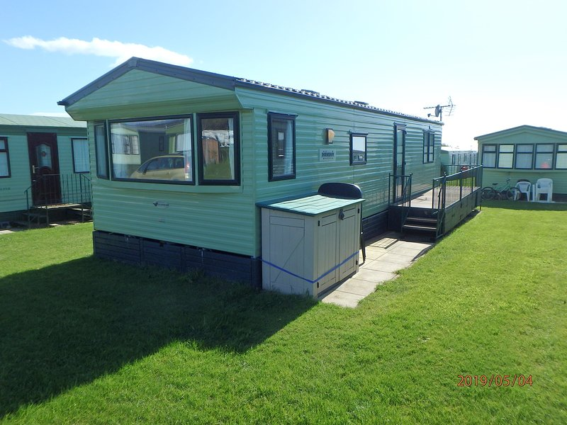 CARAVAN 82 VAENOL, vacation rental in Tywyn