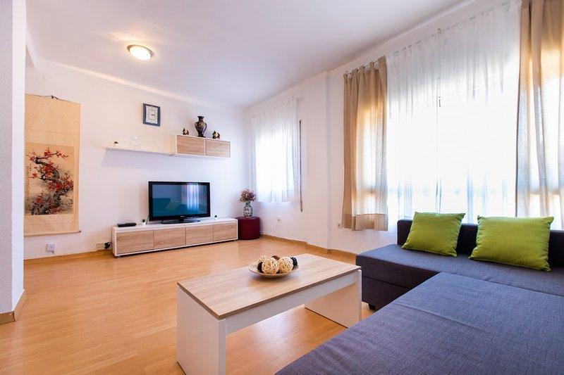 GEMÜTLICH ROGER, vacation rental in Barcelona