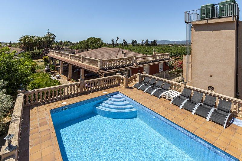 Villa Garballo near Palma, location de vacances à Marratxi