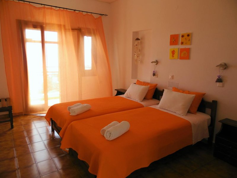 Studio Vista Mare, holiday rental in Amoudara