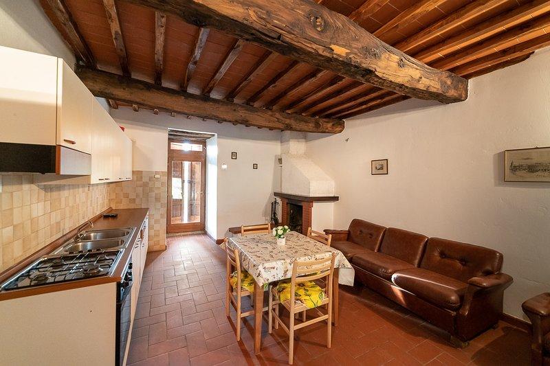 Appartamento Noce, holiday rental in Rufina