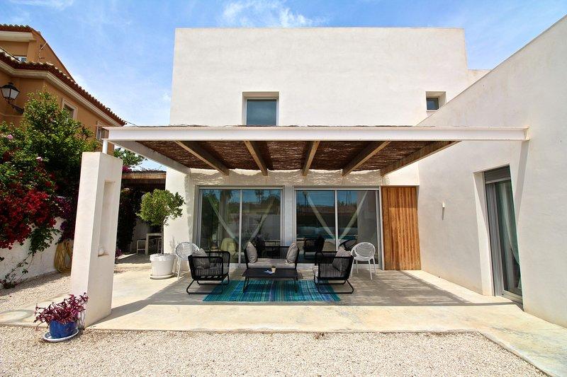Terrace, terrace furniture