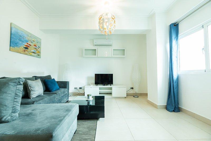 Luxury Penthouse Plus & Jacuzzi, alquiler de vacaciones en Santo Domingo