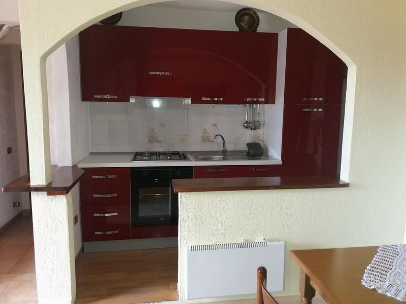 Nice apartment with mountain view, vacation rental in San Giovanni in Fiore