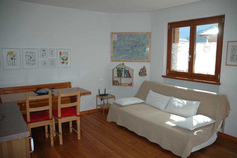 Casa Vacanze IL QUADRIFOGLIO Falcade - Dolomiti, vacation rental in Province of Belluno