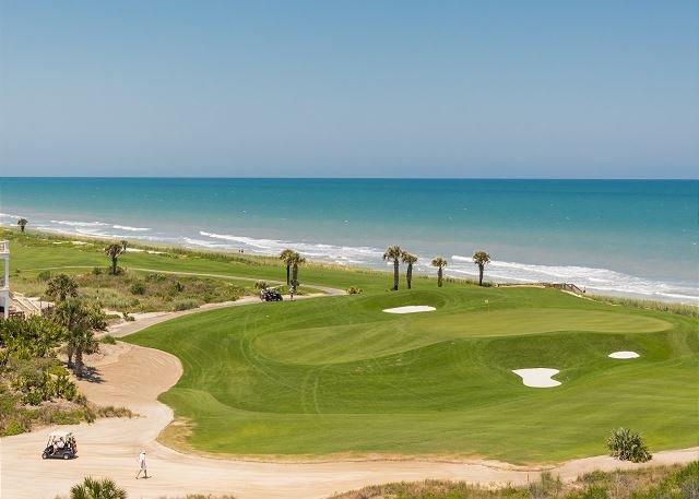 Cinnamon Beach Unit 364- Penthouse with Stunning Golf & Ocean Views!!!, location de vacances à Palm Coast