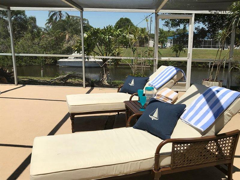 River Front, Little Piece Of Heaven, casa vacanza a Port Saint Lucie