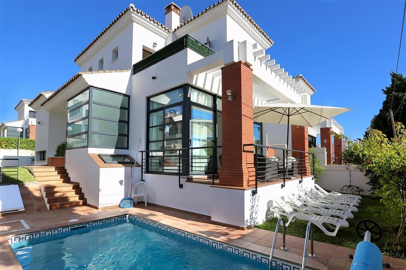 Picasso - Casablanca Villa - 011, holiday rental in Benalmadena