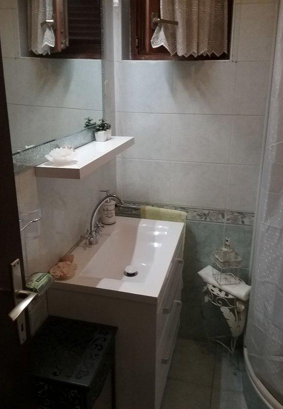 A1 Blanka (2+2): bathroom with toilet