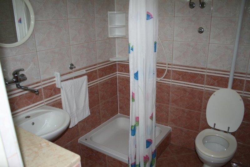 A5(4): bathroom with toilet