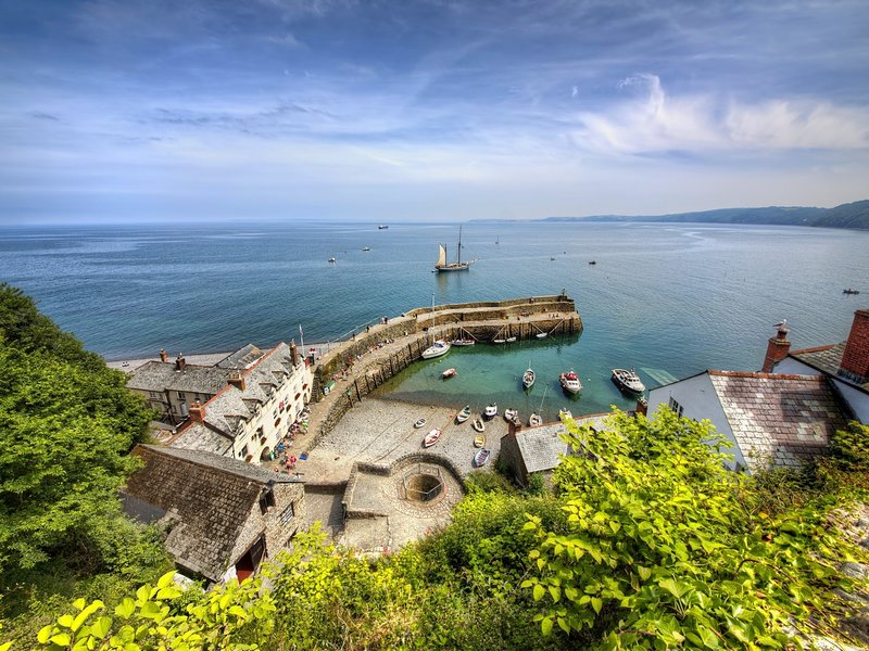 Visit the famous village of Clovelly nearby