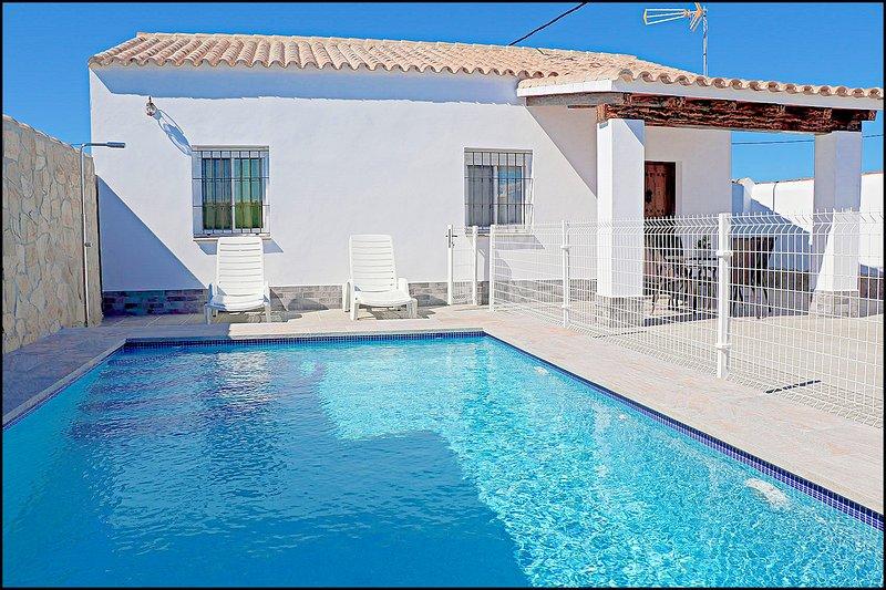 Chalet Ermita, aluguéis de temporada em Los Naveros