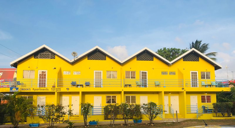 Crooks Apartments Tobago, vacation rental in Crown Point
