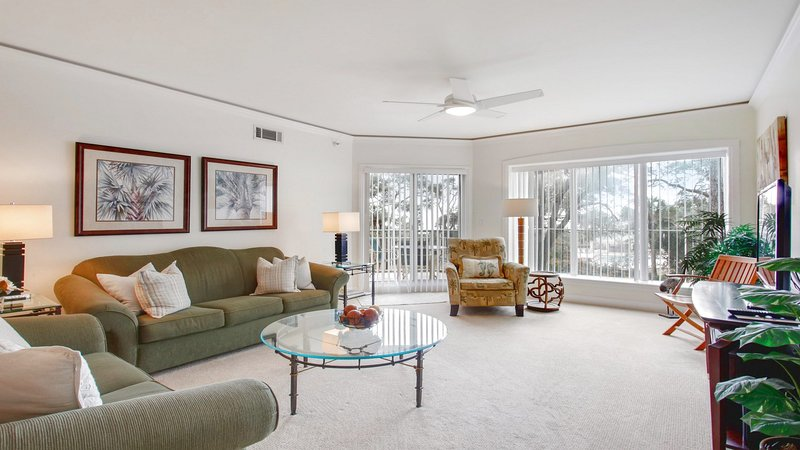 Living Room with a View in 201 Windsor