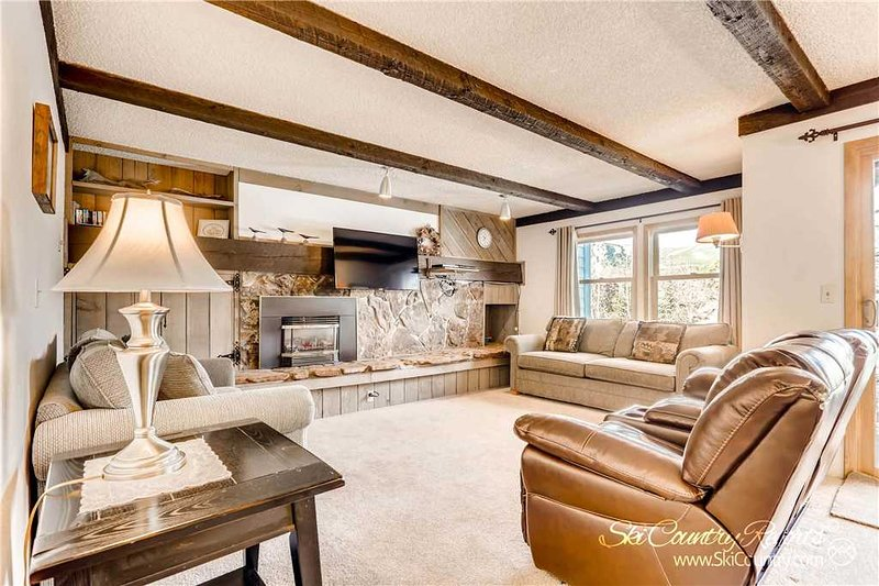Longbranch 215 by Ski Country Resorts, vacation rental in Breckenridge