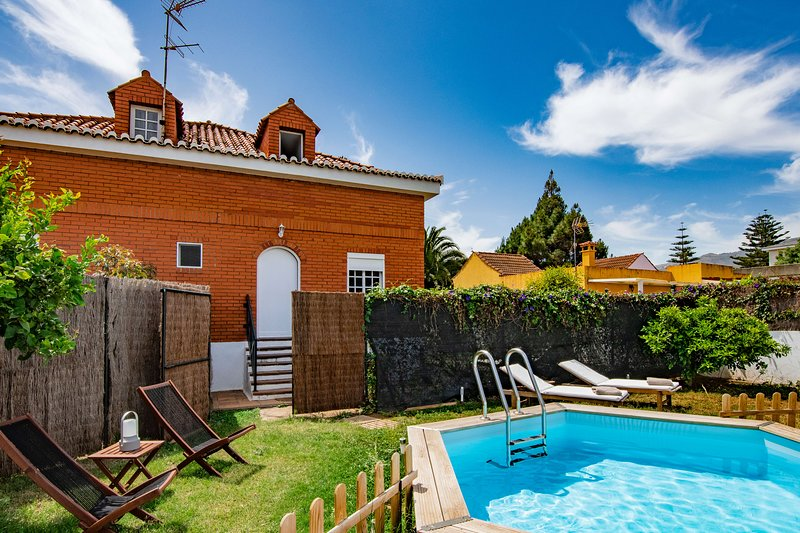 Holiday cottage in Valsequillo, holiday rental in Valsequillo