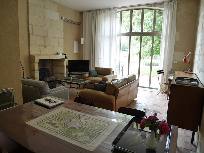 Le Plessis-Lepage - L'Atelier - Azay-le-Rideau - Loire valley -, location de vacances à Indre-et-Loire