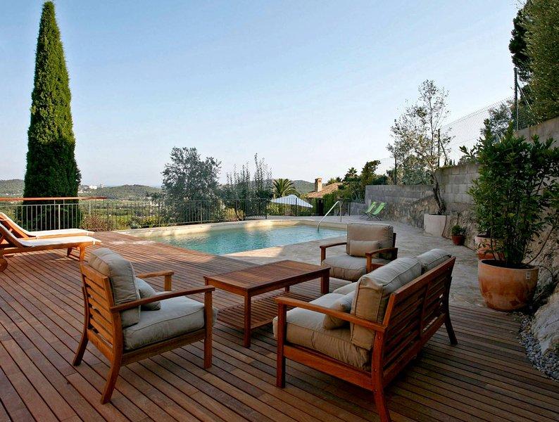 Casa Con Esplendidas Vistas Al Mar, vacation rental in Castell-Platja d'Aro
