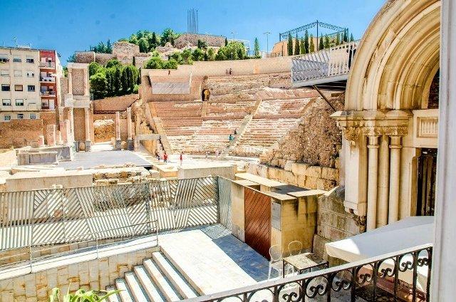Apartamento Teatro Romano II, holiday rental in Cartagena